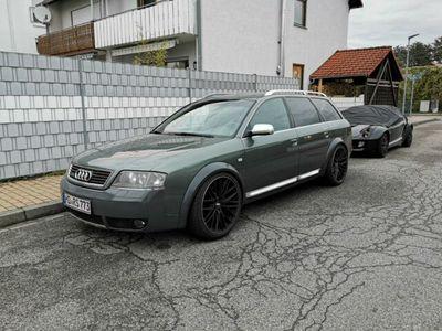 gebraucht Audi A6 Allroad 2.7 Biturbo LPG Recaro