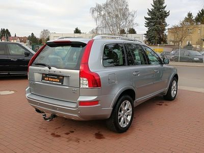 gebraucht Volvo XC90 D5 AWD Geartonic Summum*7 Sitze*Voll*