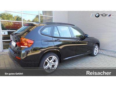 gebraucht BMW X1 xDrive 20d A M-Sport,Navi,Xen,Tempom,Hifi