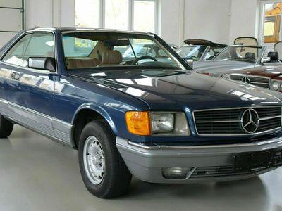 gebraucht Mercedes 500 Sec W126 Coupe