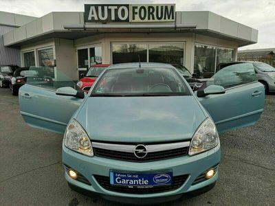 gebraucht Opel Astra Cabriolet H Automatik, keylesGo,Leder,PDC