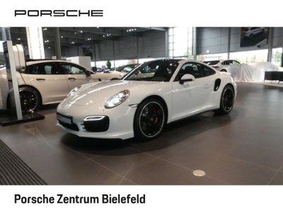 gebraucht Porsche 991 Turbo Coupe Leder LED Navi Dyn. Kurvenlicht