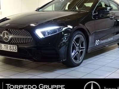 gebraucht Mercedes CLS300 d COUPÉ AMG COMAND+MULTIBEAM+LED+SHD+DIS