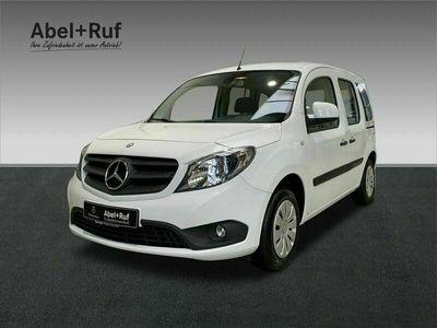 gebraucht Mercedes Citan 112 Tourer Lang+Klimaanlage+Einparkhilfe