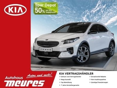 gebraucht Kia XCeed Launch Edition 1.4 T-GDI PANORAMA NAVI PDC -