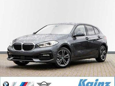 gebraucht BMW 118 d Aut. Sport Line LED/ DAB/ Navi/ Klima/ Sportsitze/ HiFi/ Sonnenschutzverglasung
