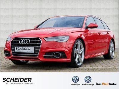 gebraucht Audi A6 Avant 3.0 TDI qu S Line Competition LM21 Luft Ass