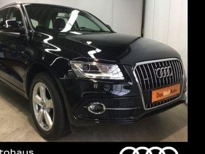 gebraucht Audi Q5 3.0 TDI quattro EU6+ stronic s line selection