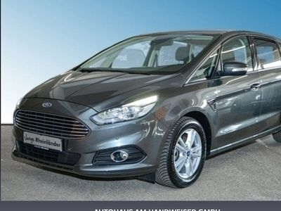 gebraucht Ford S-MAX 1.5 Eco Boost Business 7Sitzer, Navi