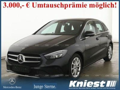 gebraucht Mercedes B180 Progressive+7G-DCT+Comand+LED+akt. Park-A+EU6d-T