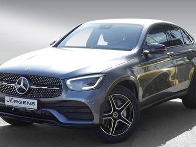 gebraucht Mercedes GLC300 4MATIC Coupé AMG+Spur-P.+Night+LED+AHK