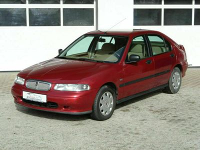 gebraucht Rover 400 1.Hand Klimaanlage