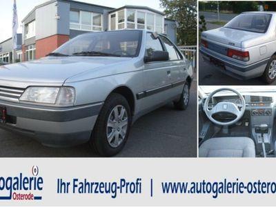 gebraucht Peugeot 405 Automatik GRI *Original 88-TKM* !TOP!