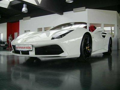 gebraucht Ferrari 488 Spider / Racing / Lifting / 1.Hand / Deutsch