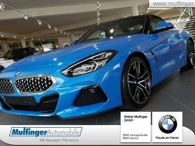 gebraucht BMW Z4 sDrive30i M-Sport Leder ACC HarmKard HUD Innov. (S