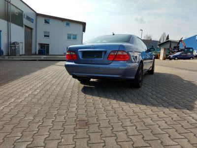 gebraucht Mercedes CLK230 Coupe Kompressor Elegance