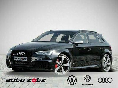 gebraucht Audi RS3 Sportback 2.5 TFSI quattro OHNE OPF Vmax 280