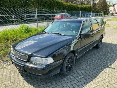 gebraucht Volvo V70 2.4.klima