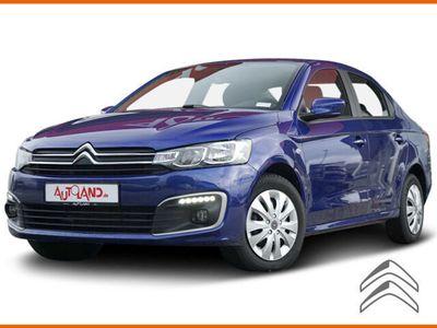 gebraucht Citroën C-Elysee I C-Elysee 1.6 VTI 115 AT Klima...1.6 VTI 115 AT Klima SHZ Temp. NSW