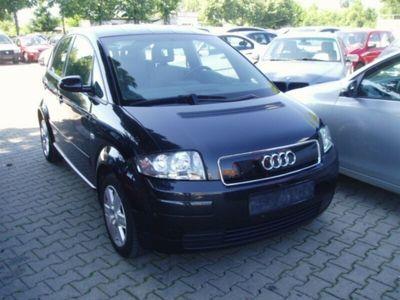 gebraucht Audi A2 1.4, Klimaauttomatik, EURO-4