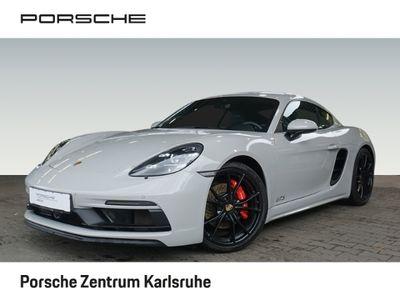 gebraucht Porsche 718 Cayman GTS Abstandstempomat LED Sportfahrwerk