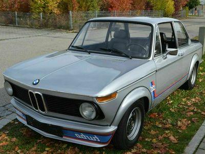 gebraucht BMW 2002 Turbo Replica Classic Data 1-