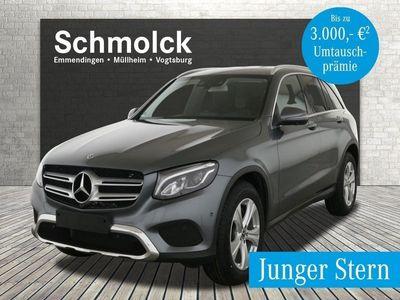 gebraucht Mercedes GLC250 4M EXCLUSIVE/HUD/LED/NAVI/TOTW/EASY/360°