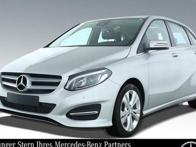 gebraucht Mercedes B200 URBAN+LED+NAVI+KAMERA+PDC+SHZ+MEDIADISPLAY