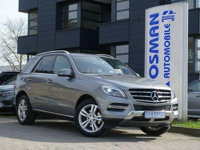 gebraucht Mercedes ML350 Neu BlueTEC 4MATIC 7G-TRONIC Off-Roader