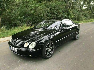 gebraucht Mercedes CL500 Mercedesw215 V8 / Tausch