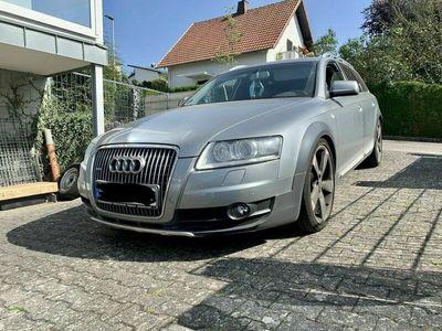 gebraucht Audi A6 Allroad quattro 2.7 TDI tiptronic DPF als Kombi in Hadamar