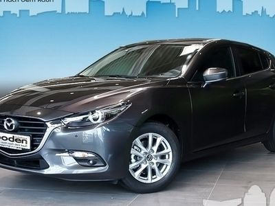 käytetty Mazda 3 SKYACTIV G 120 PS 6GS Exclusive-Line Navi