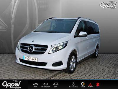gebraucht Mercedes V250 d 4x4 +KLIMA+LED+RÜCKF.-KAMERA+TEMPOMAT+ Navi