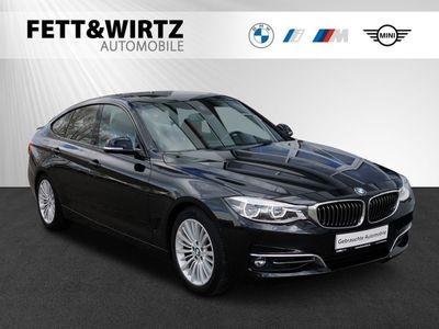 gebraucht BMW 330 Gran Turismo d Luxury Line Automatik