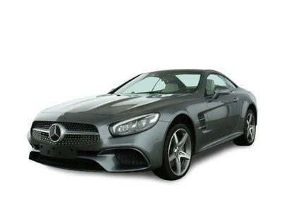 gebraucht Mercedes SL500 4.7 Benzin