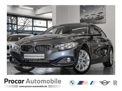gebraucht BMW 430 Gran Coupé 4er d xDrive Sport Line