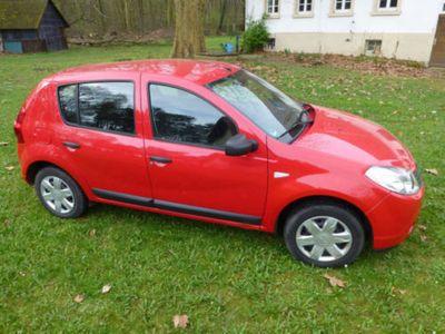 gebraucht Dacia Sandero 1.2 16V eco2