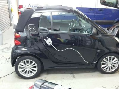 gebraucht Smart ForTwo Electric Drive cabrio edition c...
