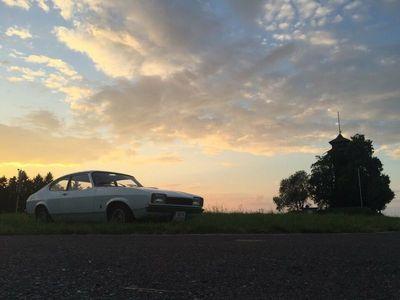 gebraucht Ford Capri II 1600ccm OHC