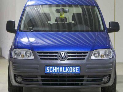 gebraucht VW Caddy 1.4 Life Team Navi Standheizung