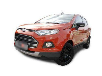 gebraucht Ford Ecosport EcoSport1.0 EcoBoost Sportpaket Navi Klima