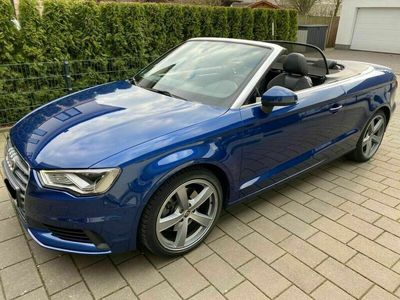 gebraucht Audi A3 Cabriolet 1.8 TFSI S tronic Ambiente