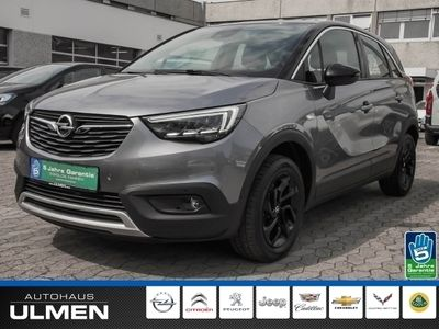 gebraucht Opel Crossland X INNOVATION 1.2Turbo Navigations-Link Klimaauto.Voll-LED PDCvo+hi Sitzheizung Bluetooth