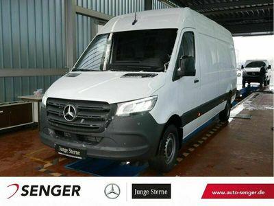 gebraucht Mercedes Sprinter 319 CDI bei Gebrachtwagen.expert