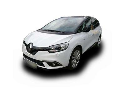gebraucht Renault Grand Scénic TCe 160 GPF Deluxe-Paket LIMITED