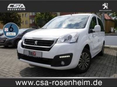 gebraucht Peugeot Partner Tepee 1.6 16V 120 VTi Active