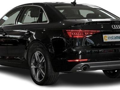 gebraucht Audi A4 A4Limousine 2.0 TDI sport PDCLEDNaviGRA