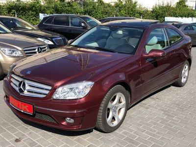 gebraucht Mercedes CLC180 KOMPRESSOR 1.HD*VOLLSCHECKHEFT*PANO*PTS* AUTOM