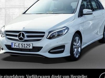 gebraucht Mercedes B200 d Urban BusinessP Totwinkel Kamera LED NAVI