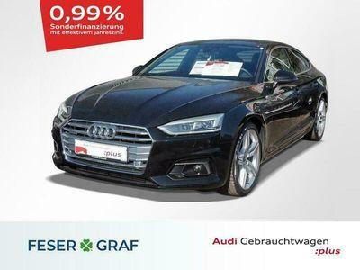 gebraucht Audi A5 Sportback S line 45 TDI quattro Leder/ Navi Plus/